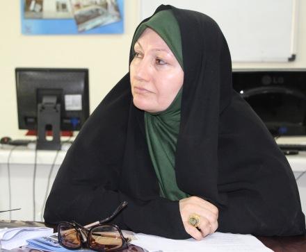 Mansoureh Karami Crop